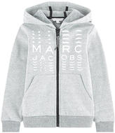 Little Marc Jacobs Full zip hoodie