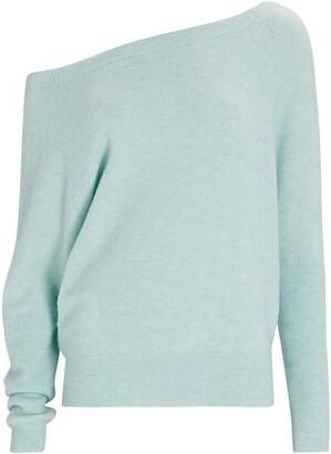 Intermix Alora One-Shoulder Sweater