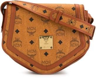 MCM Pre-Owned Logos crossbody bag
