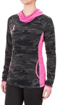 Columbia Tested Tough in Pink Fleece Hoodie (For Women)