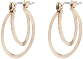 Accessorize Small Double Hoop Earrings