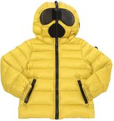 AI Riders On The Storm Water Resistant Nylon Down Jacket