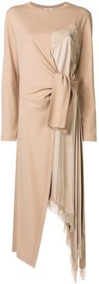 GOEN.J Panelled Camisole Jersey Dress