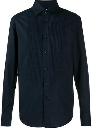 Brunello Cucinelli Tuxedo Shirt