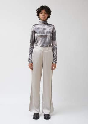 Acne Studios Pamila Fluid Tech Satin Trousers
