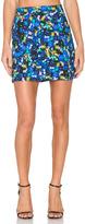Milly Jewel Modern Mini Skirt