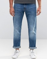 Esprit Straight Fit Jeans in Vintage Wash