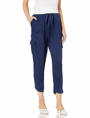 Ramy Brook Women's Satin Pocket Allyn Pant