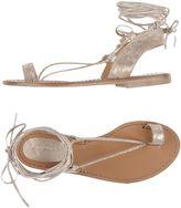 Alan Jurno Toe strap sandals
