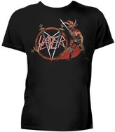 Global Slayer Show No Mercy T-shirt