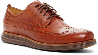Cole Haan Original Grand Wingtip Derby - Wide Width Available