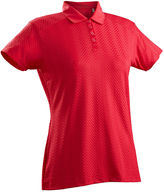 Asstd National Brand Grace Short Sleeve Polo Plus