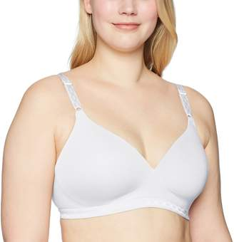 Warner's Warners Women's Plus-Size Simply Perfect Super Soft Wire-Free Bra Bra