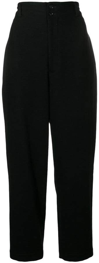 Y's high waisted trousers