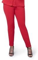 Rachel Roy Plus Size Women's Stretch Skinny Pants
