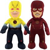 Bleacher creatures DCTV Dynamic Duo Flash & Reverse Flash 10-in. Plush Figures by Bleacher Creatures