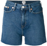 Calvin Klein Jeans cut-off shorts - women - Cotton - 24