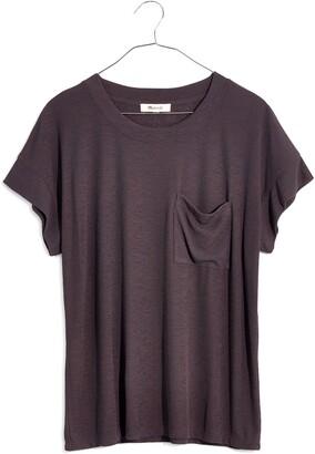 Madewell Women's Eastover Pocket T-Shirt