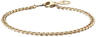 Miansai Cuban Link Necklace (Polished Gold) Necklace