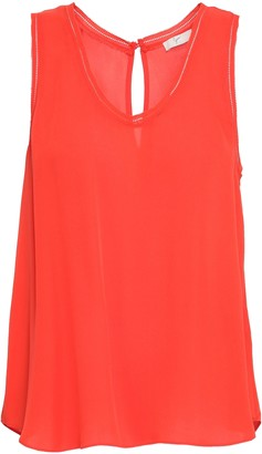 Joie Oceae Silk Top