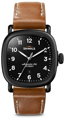 Shinola Guardian Black Watch