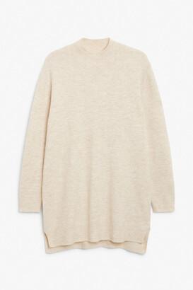 Monki Stretchy knit sweater
