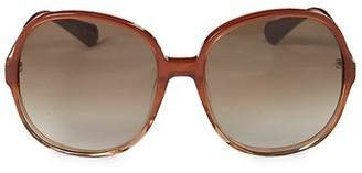 Kate Spade Adriyannas 60MM Oversized Square Sunglasses