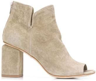 Officine Creative Denise open-toe boots