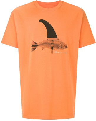 OSKLEN Fin Fish regular T-shirt
