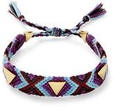 Rebecca Minkoff Triangle Stud Friendship Bracelet