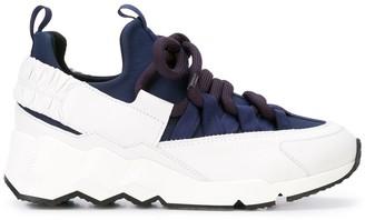 Pierre Hardy Neoprene Sneakers