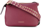 Burberry zipped shoulder bag - women - Calf Leather - One Size