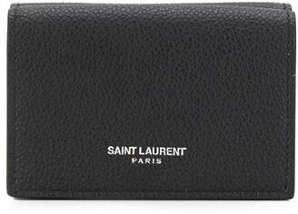 Saint Laurent Tiny Logo Wallet