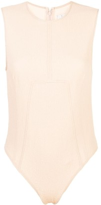 TRE by Natalie Ratabesi Panelled Body Suit