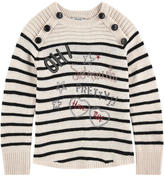 Mayoral Striped sweater