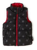 Nevada Girl Reversible Puffer Vest