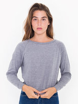 Tri-Blend Light Weight Raglan Pullover