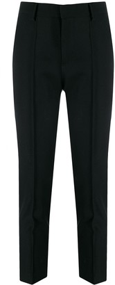 Undercover High-Waisted Cropped Trousers