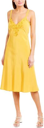 Show Me Your Mumu Francois Midi Dress