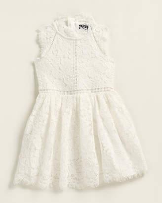 Bardot Girls 4-6x) Lace Sleeveless Dress