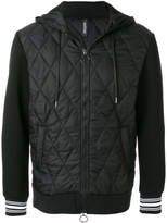 Neil Barrett quilted jacket