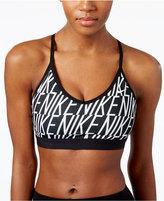 Nike Indy Block Logo Low-Impact Sports Bra