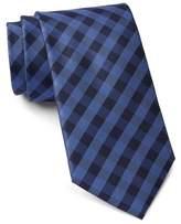 Tommy Hilfiger Silk Micro Buffalo Tie