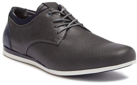Hawke & Co Josh Perforated Leather Derby