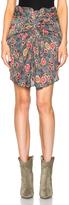 Etoile Isabel Marant Sevan Slavic Flowers Skirt