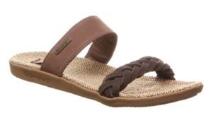BearPaw Women's Ash Sandals Women's Shoes