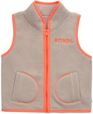 Bonds Kids Polar Fleece Vest