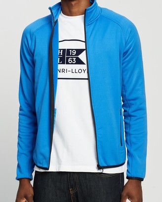 Henri Lloyd Men's Blue Jackets - Mav HL Mid Jacket - Size One Size, XL at The Iconic