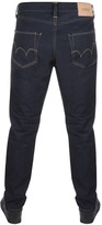 Edwin ED45 Loose Tapered Jeans Blue