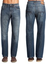Mavi Jeans Matt Relaxed Denim Jeans - Cotton Blend, Straight Leg (For Men)